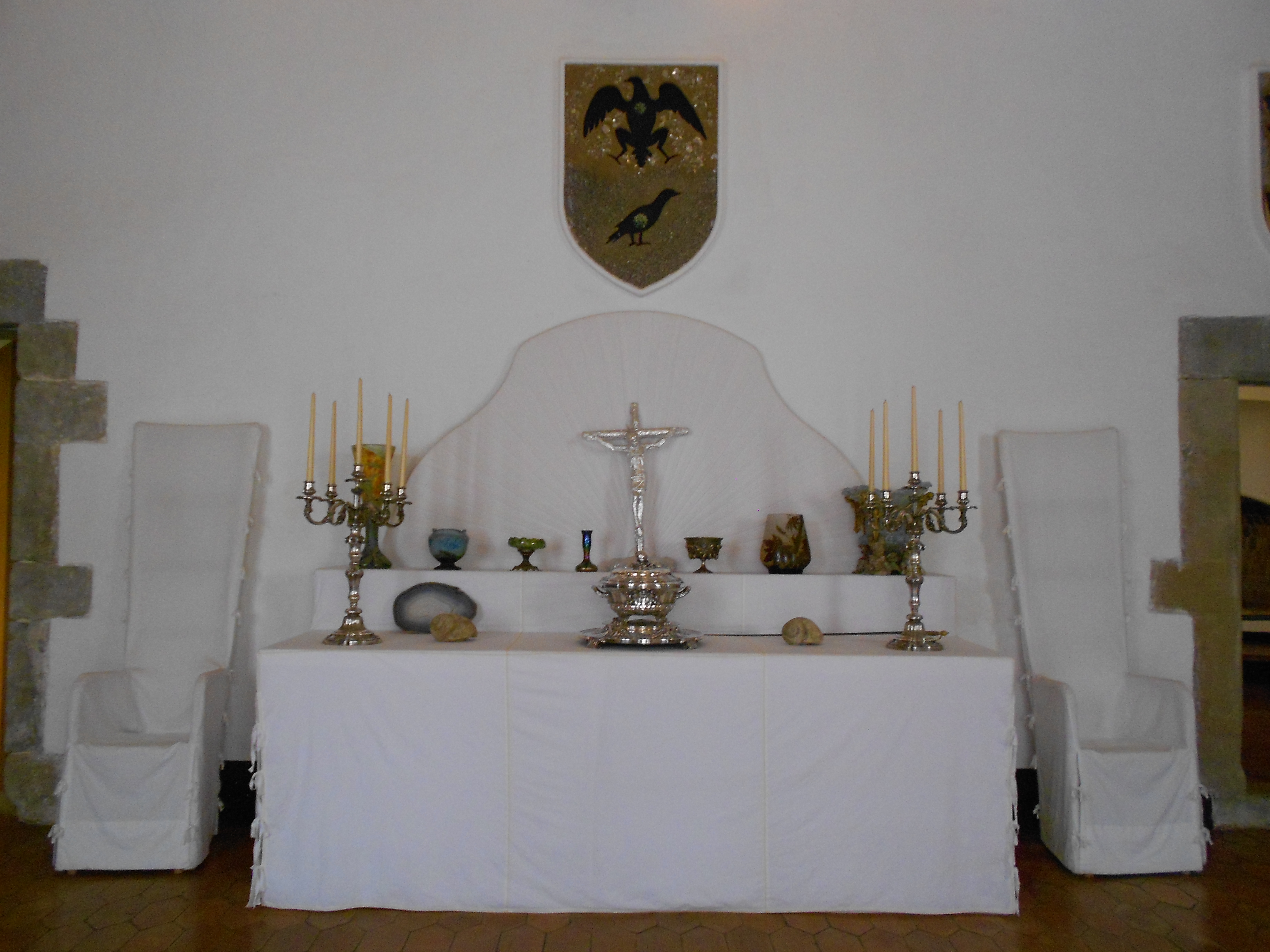 Who doesn't need an altar?